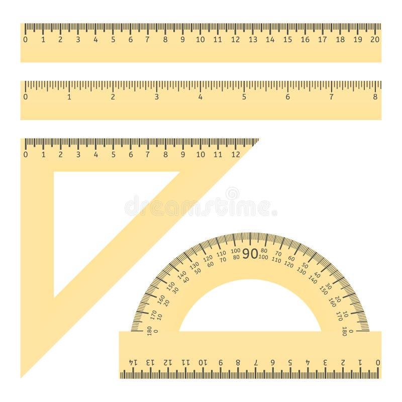 Heersers en Gradenboog vector illustratie