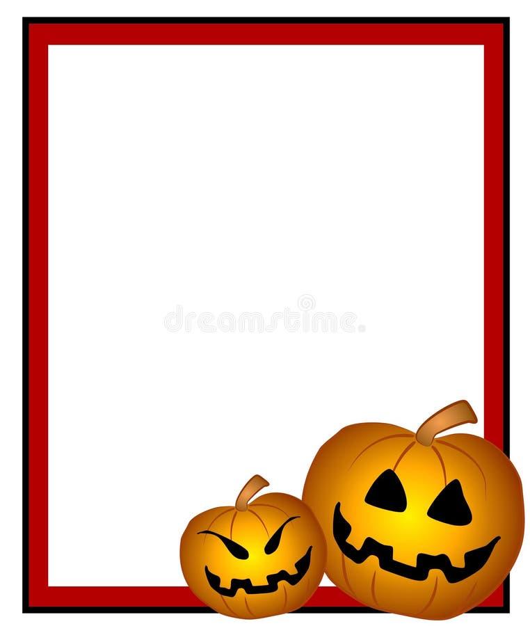 Hefboom-o-lantaarn Grens 2 van het Frame stock illustratie