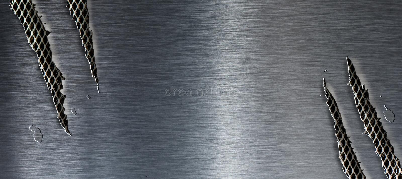 Heftige Metallbeschaffenheit lizenzfreie stockfotos
