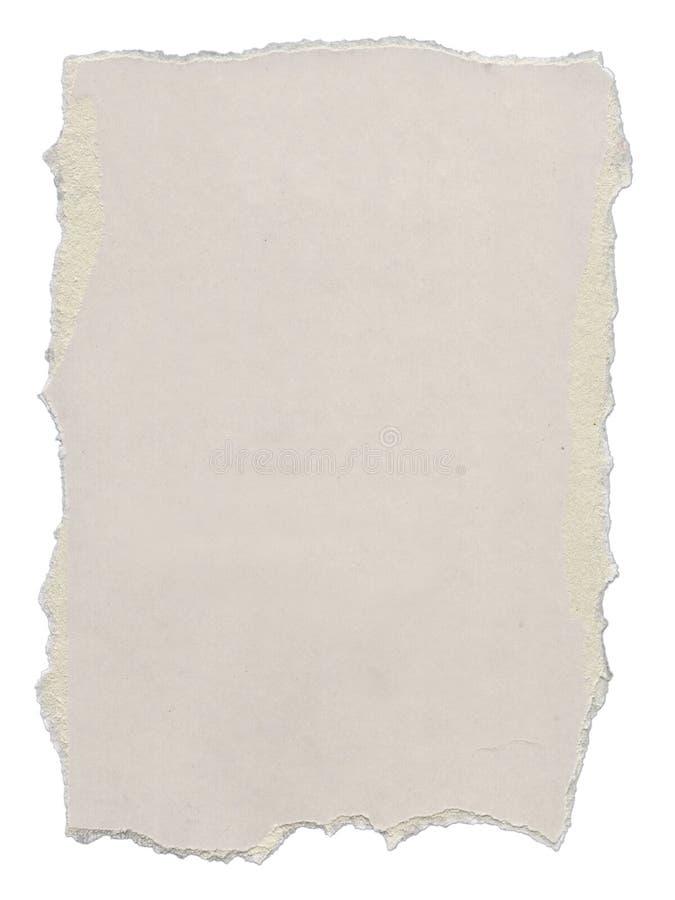 Heftige Pappe lizenzfreies stockbild