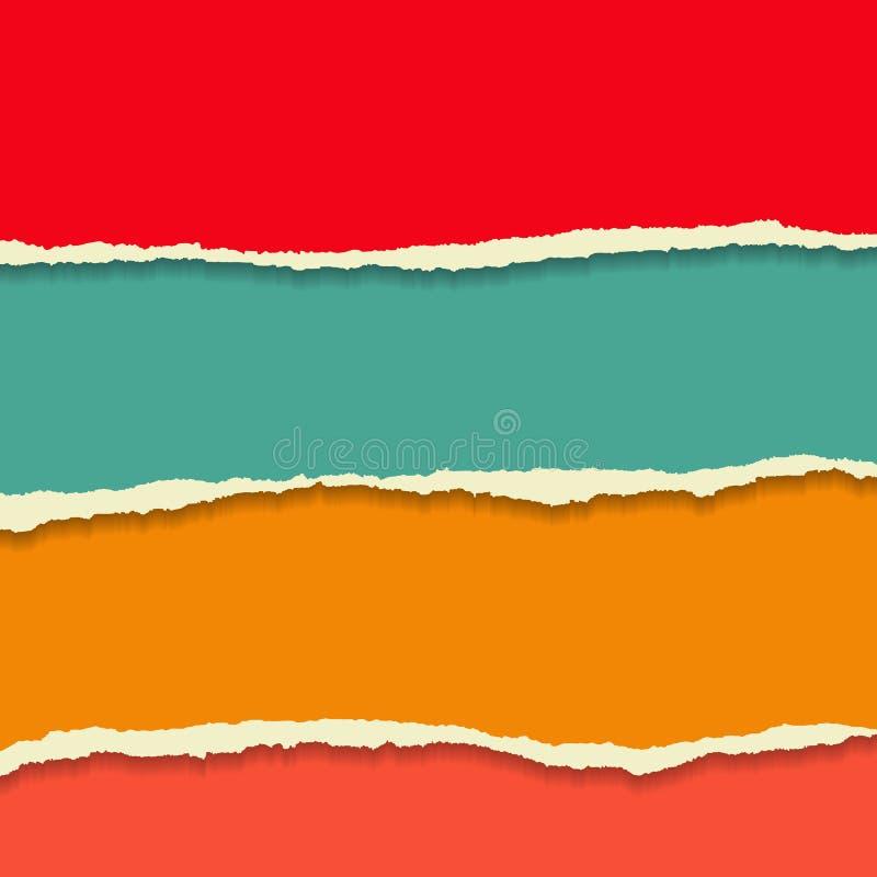 Heftiger Papiersatz. Hintergrund Für Ihre Geschäftsdarstellung. Stockfotos