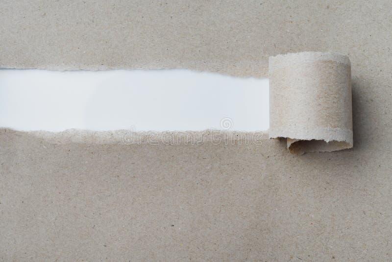 Heftiges Papier, bereiten Papier mit Raum f?r Text f?r Hintergrund auf lizenzfreies stockbild