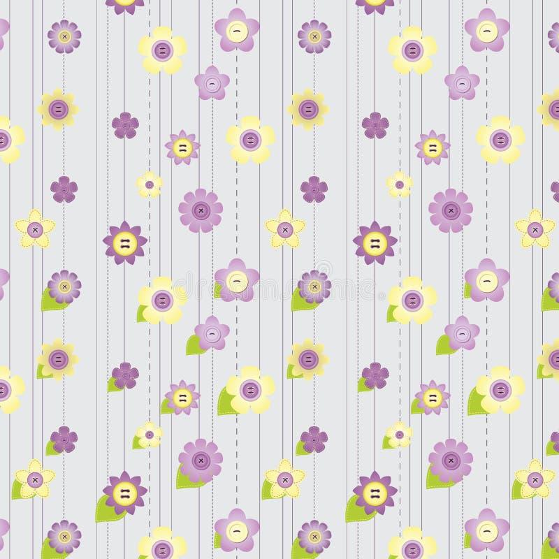 Heftung - nahtloses pattern1 stock abbildung