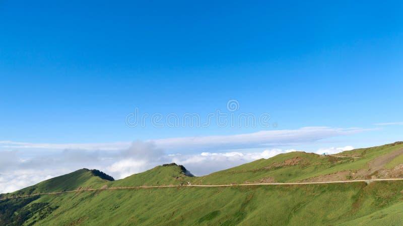 Hehuan Mountain royalty free stock photography