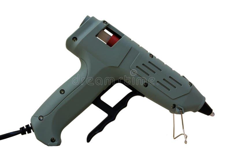 Heiße Klebergewehr lizenzfreie stockfotografie