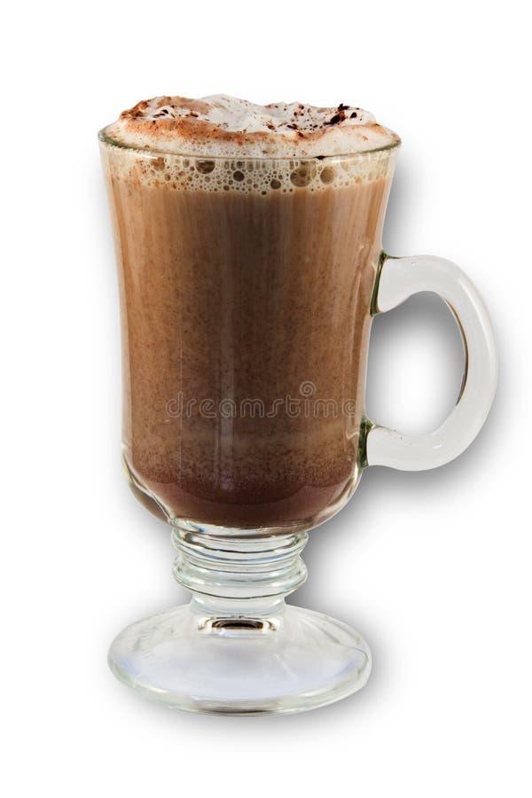 Heiße Schokolade stockfotografie
