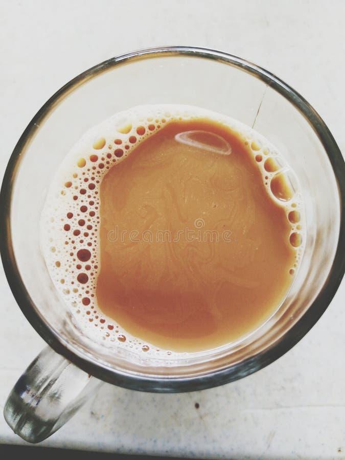 Heißer Kaffee lizenzfreie stockfotografie