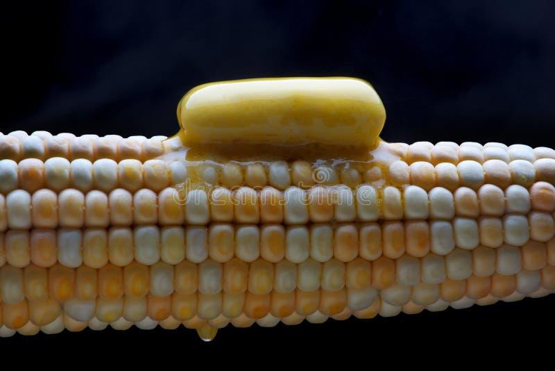 Heißer Mais lizenzfreies stockbild
