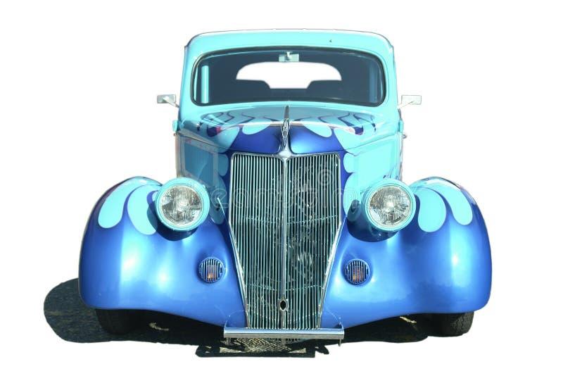 Heißer Rod-Straßen-Auto getrennt stockfoto