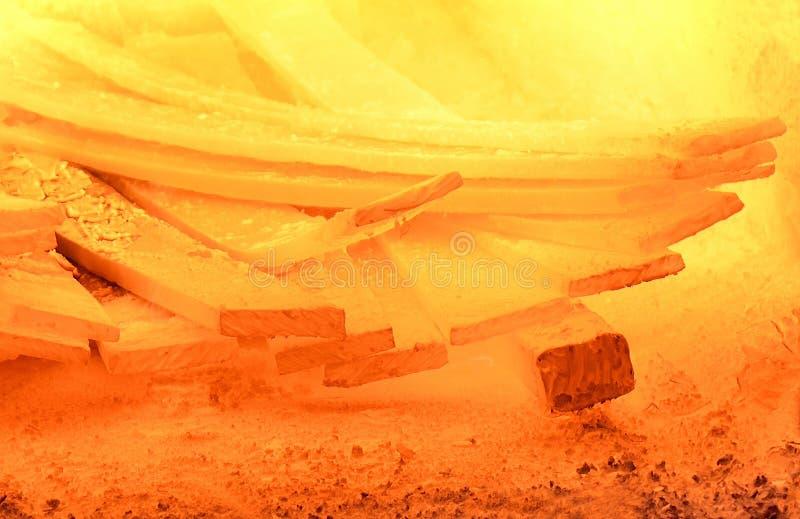 Heißes Eisen lizenzfreies stockbild