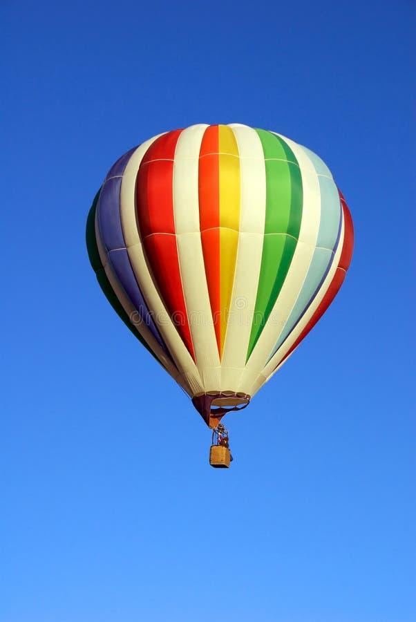 Heißluft-Ballon lizenzfreies stockfoto
