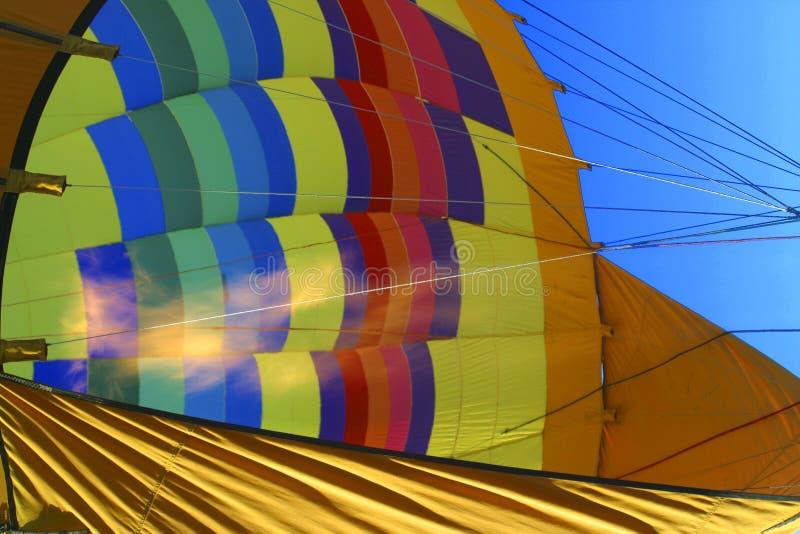 Heißluft-Ballon 3 Stockfoto