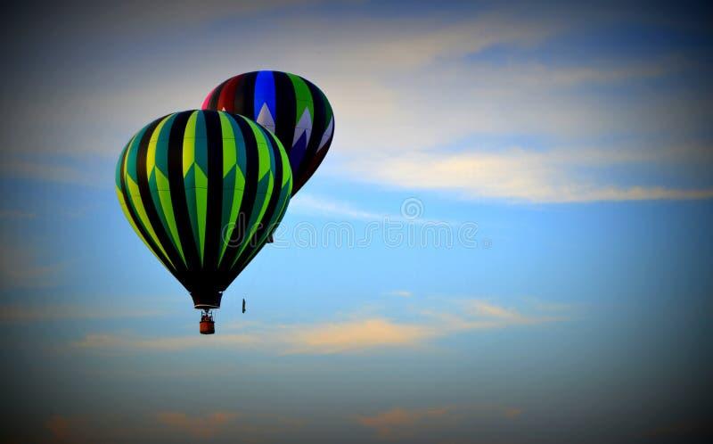 Heißluft-Ballon 10 stockbilder