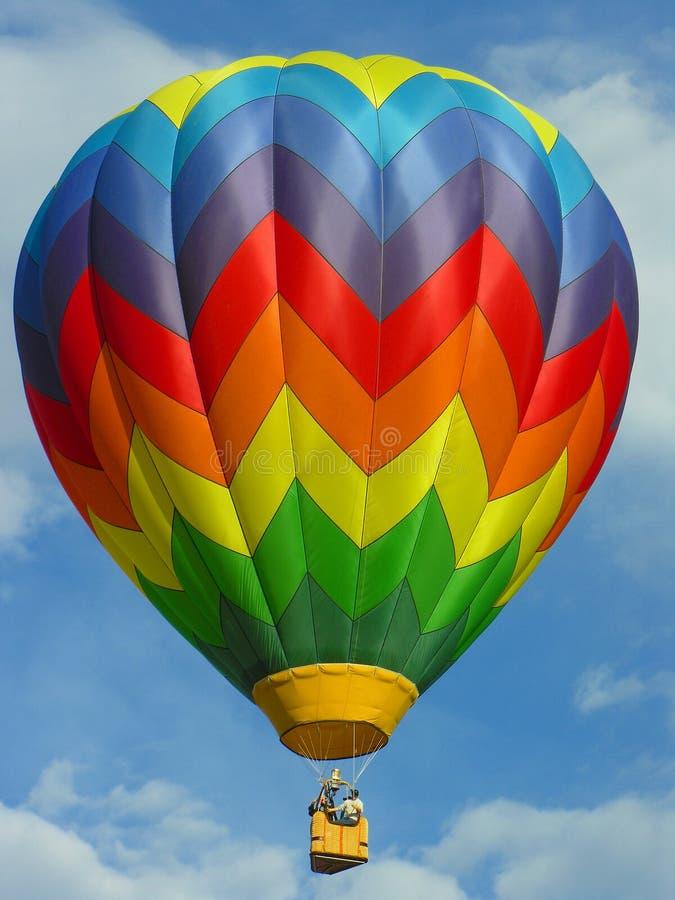 Heißluftballon #7 stockfotografie