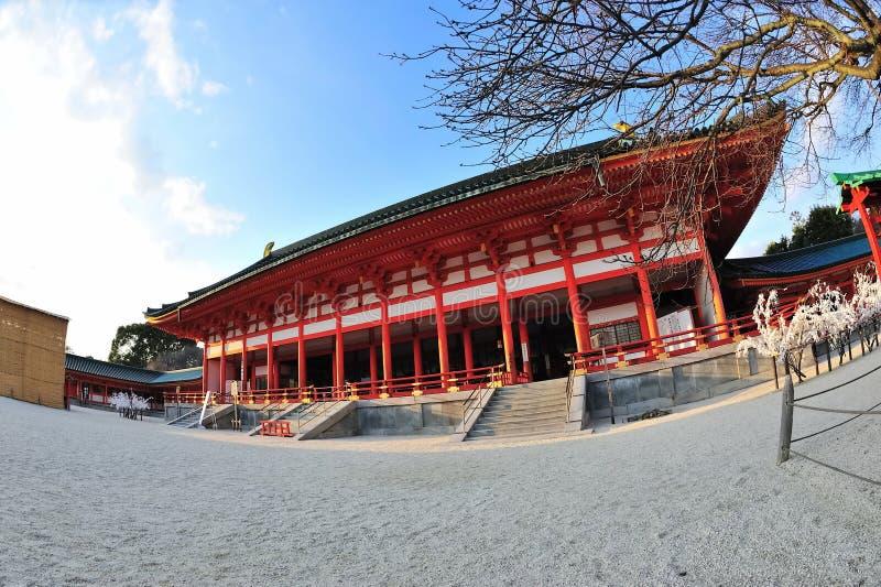 Download Heian Jingu Shrine stock photo. Image of temple, architecture - 19197268