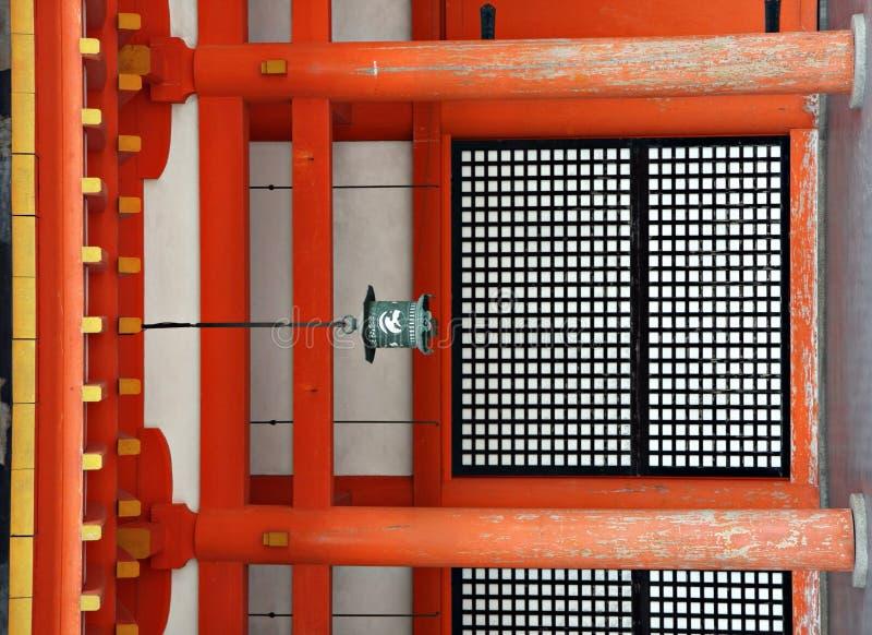 Heian Schrein - Kyoto stockbilder