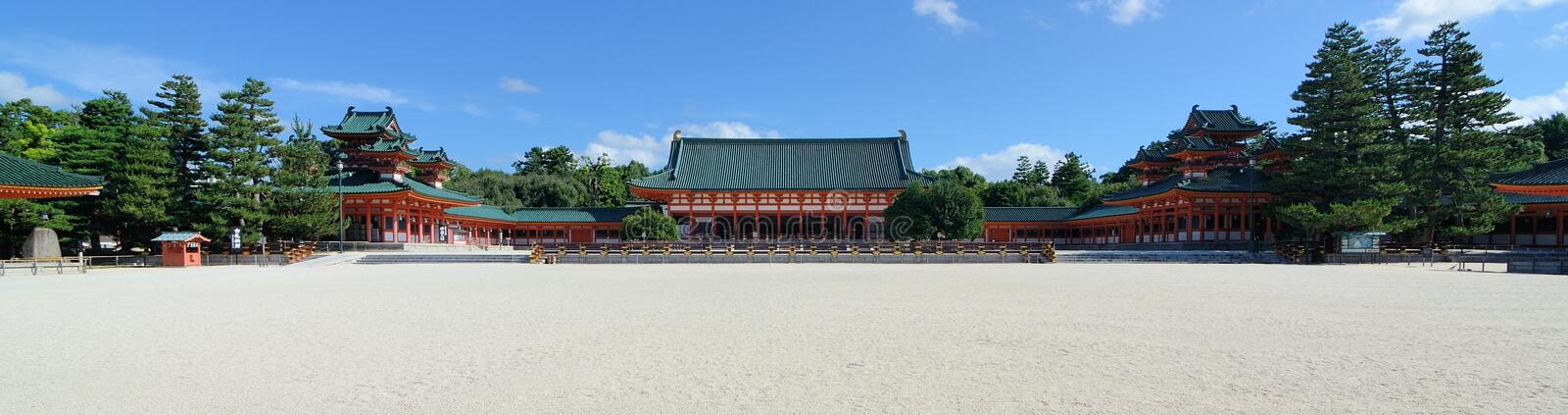 Download Heian Shrine Stock Images - Image: 20806334