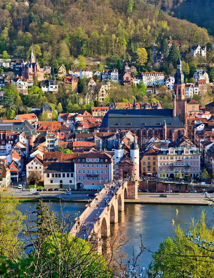 Download Heidelberg stock image. Image of gate, cityscape, beautiful - 15326649