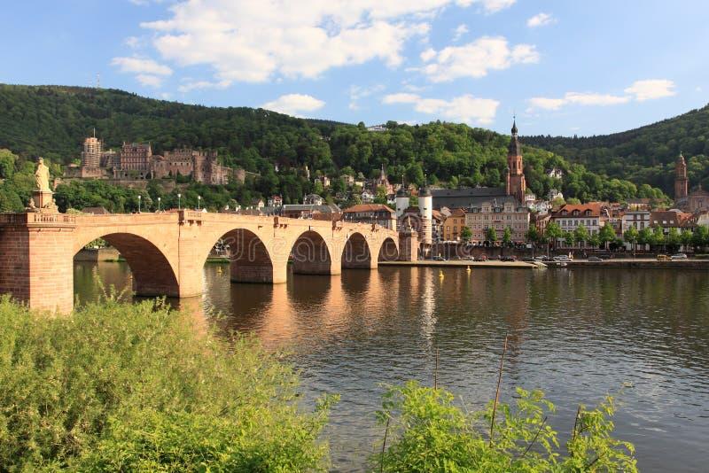 Heidelberg zdjęcie stock