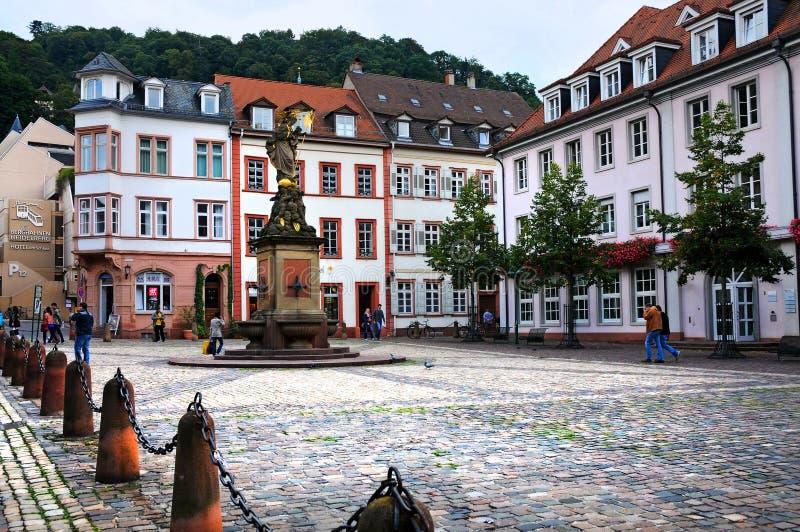 Heidelberg stock foto's