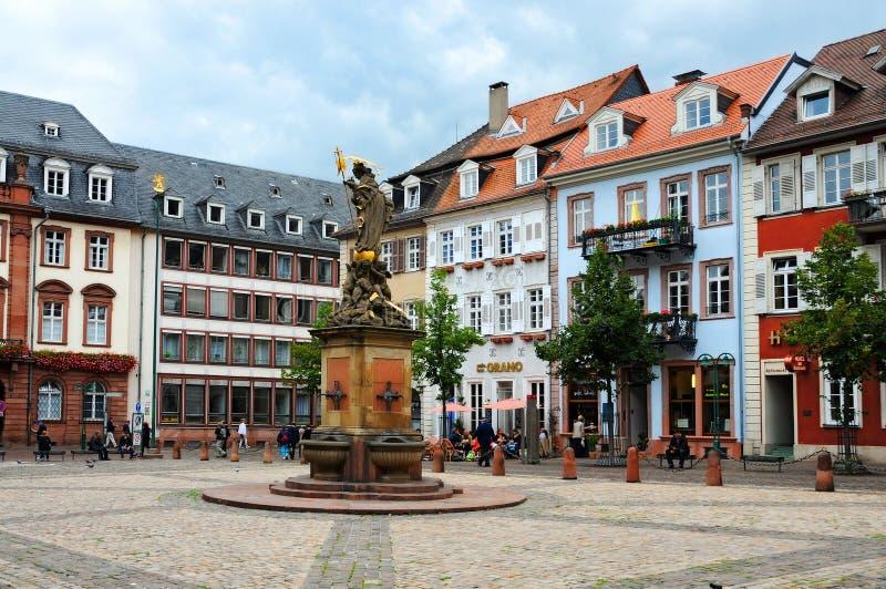 Heidelberg fotografie stock