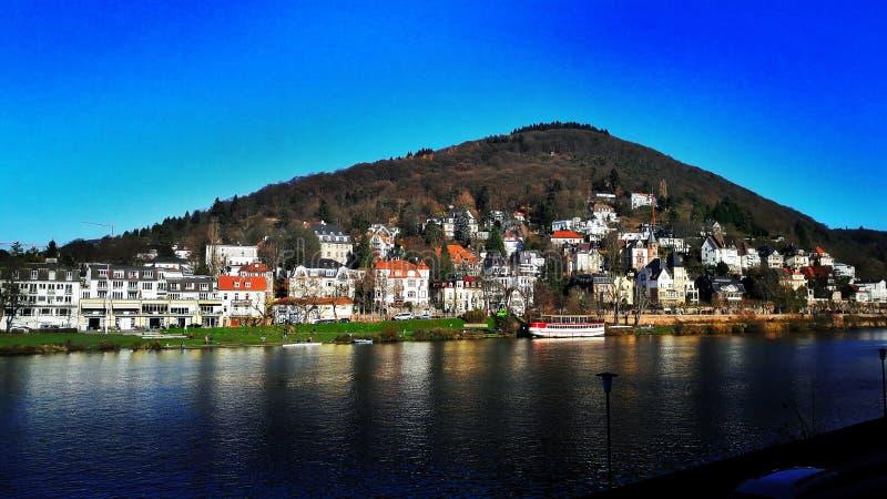 heidelberg lizenzfreie stockfotografie