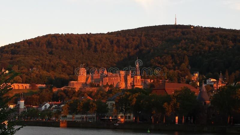 Heidelberg Altstadt imagem de stock