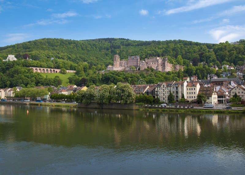 Heidelberg, Baden - Wuerttemberg, Niemcy, Europa obrazy stock
