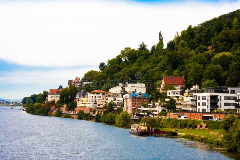 Download Heidelberg Castle stock photo. Image of european, village - 39506130