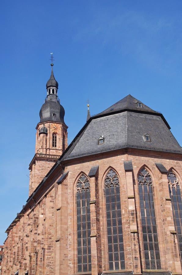 Free Heidelberg Church Stock Images - 40426014