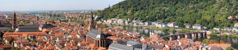 Heidelberg en Allemagne images stock