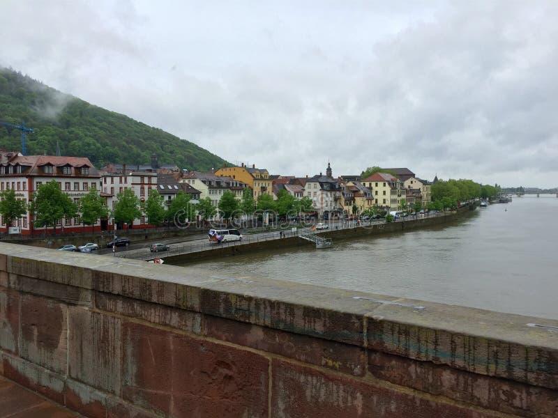 Heidelberg german zdjęcia royalty free