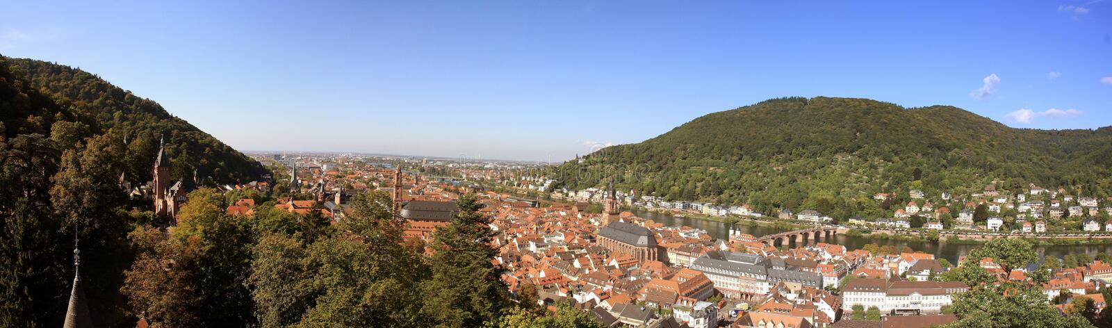 Download Heidelberg in Germany stock photo. Image of church, landscape - 26968436