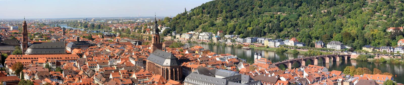Heidelberg In Germany Stock Images