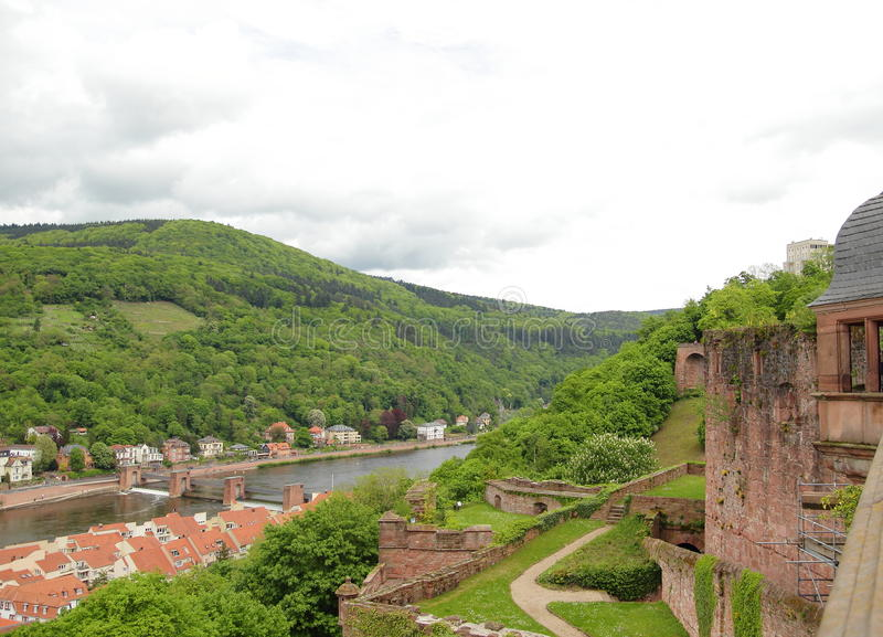 Heidelberg, Niemcy obrazy stock