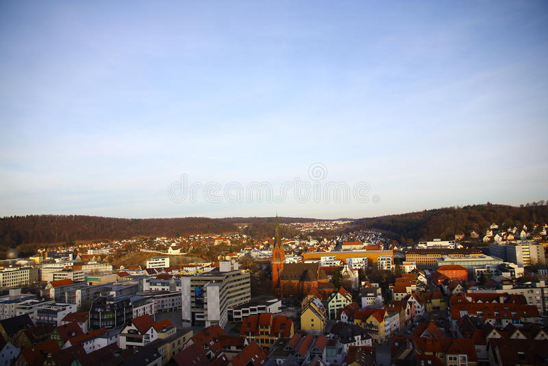 Heidenheim immagine stock libera da diritti