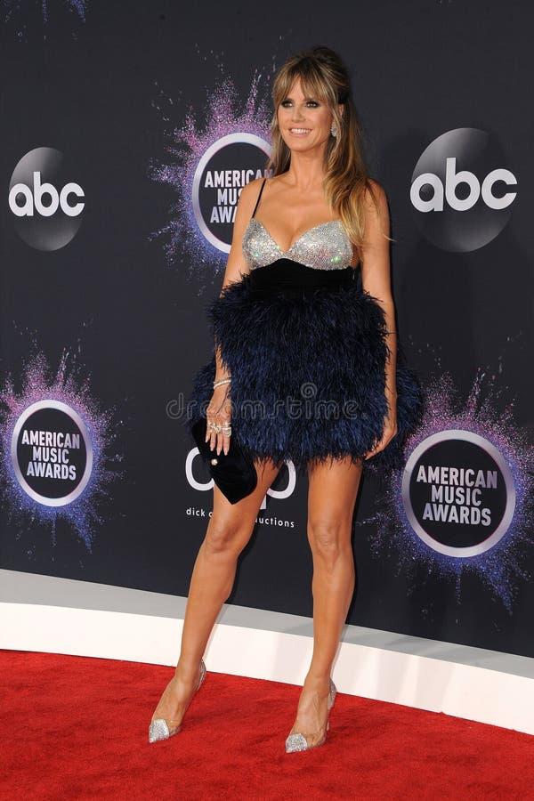 Heidi Klum royalty free stock images