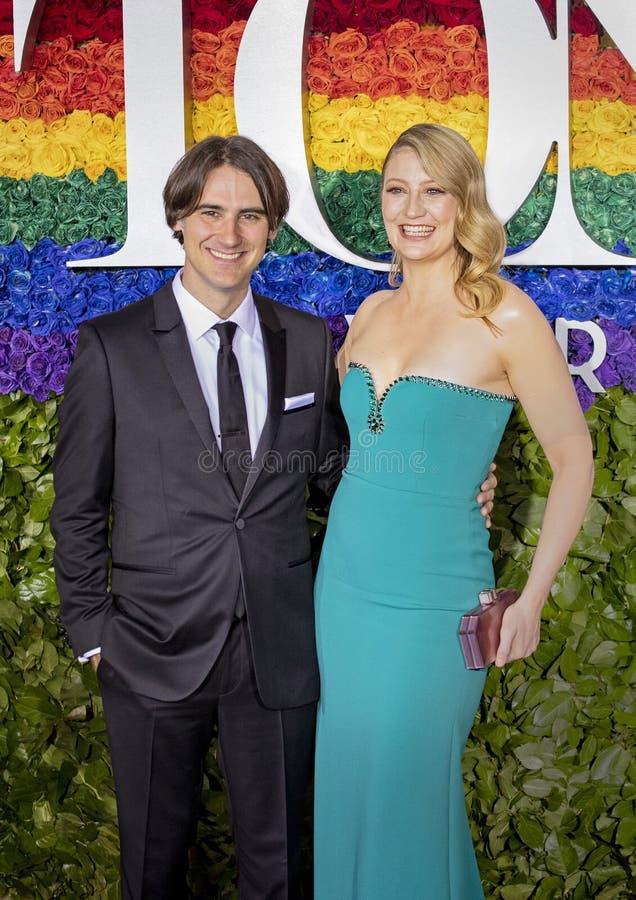 Heidi Schreck chez Tony Awards 2019 image libre de droits