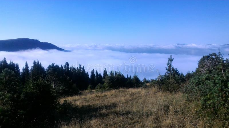 Download At The Height Of The Mountain Stock Photo - Image of giresun, height: 110567884
