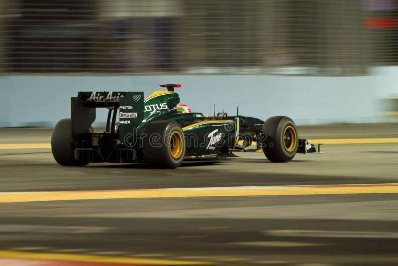 Heikki Kovalainen stock images