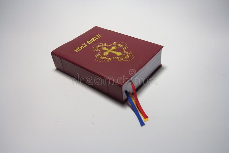 Heilig Bijbelboek stock fotografie