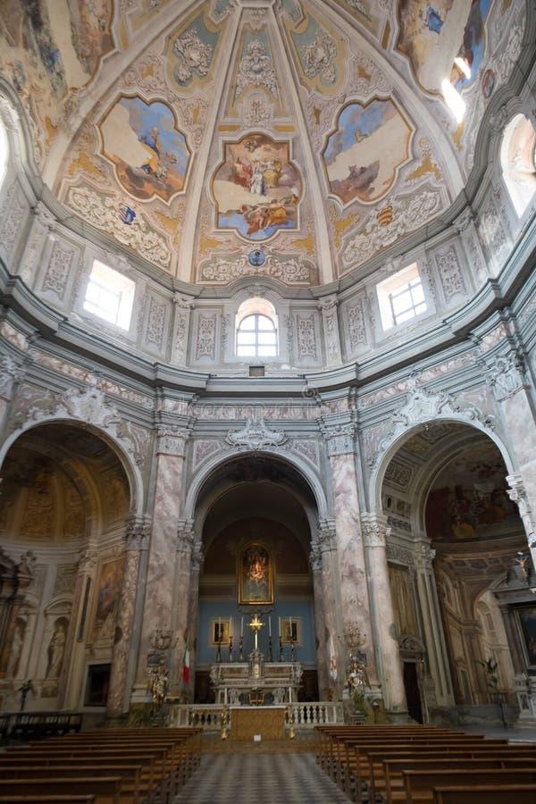 Heilig-Catherine Kirche in Livorno-Stadt lizenzfreie stockfotografie