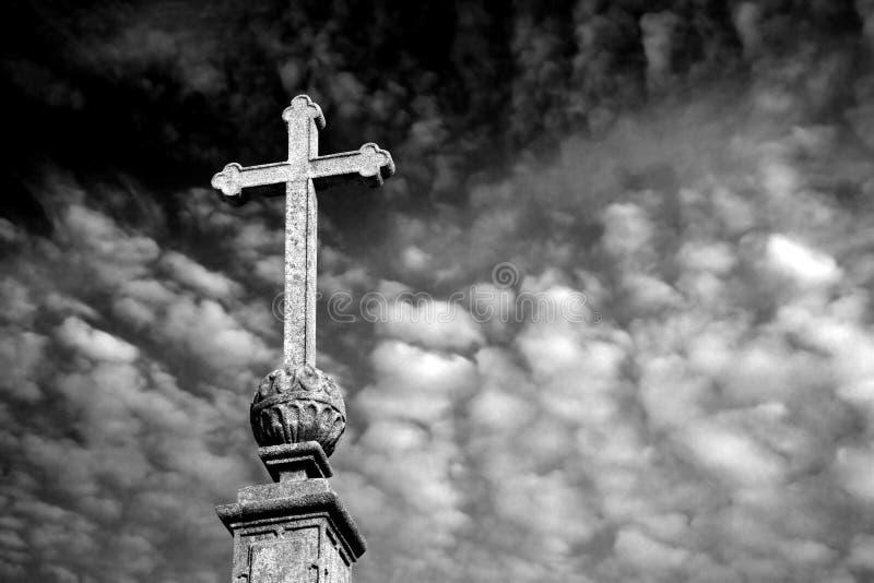 Heilig kruis royalty-vrije stock afbeelding