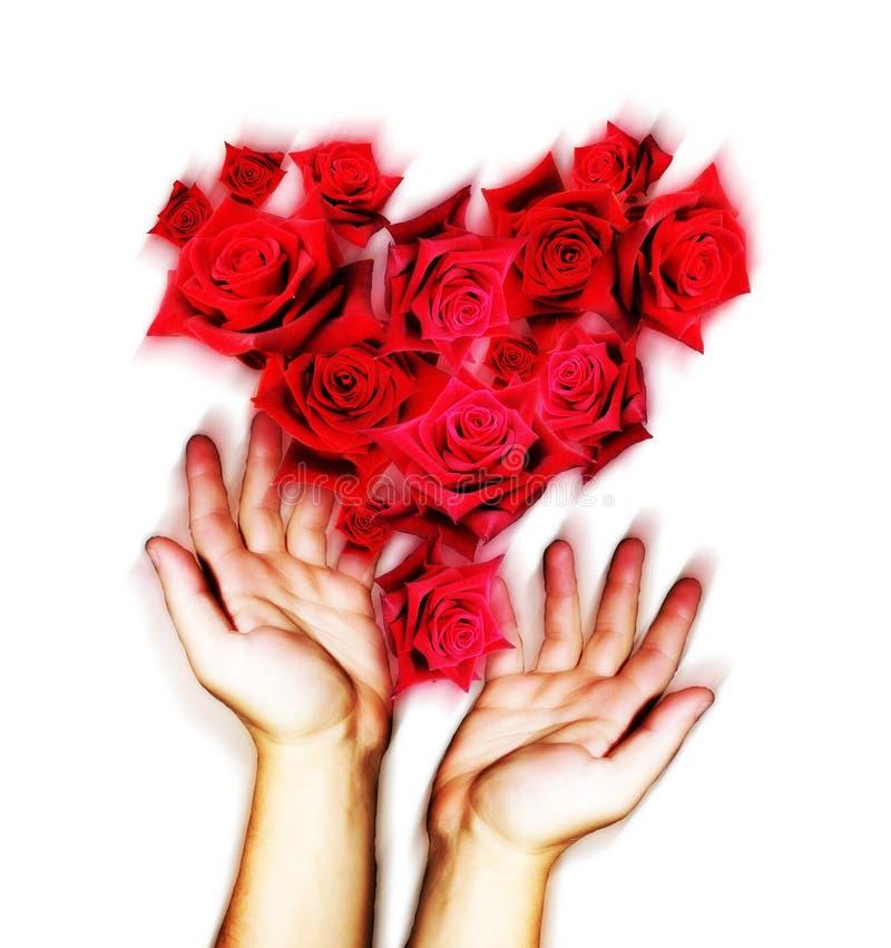 Heilig-Valentinsgruß lizenzfreies stockbild