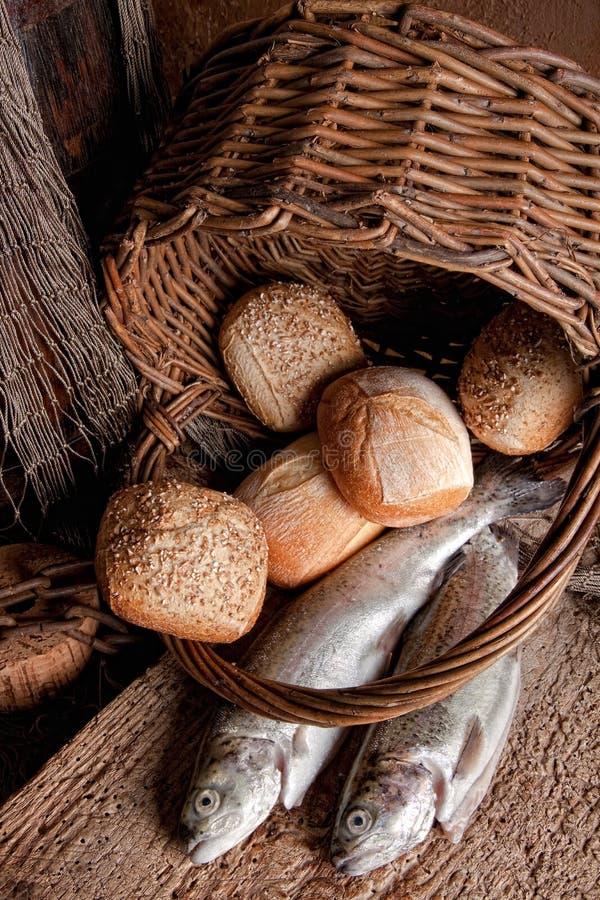 Heilig voedsel stock afbeelding