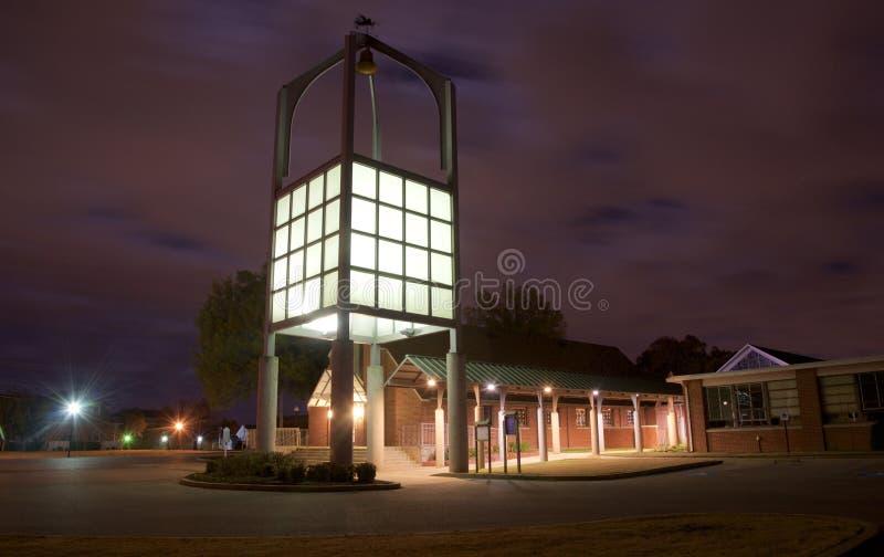 Heilige Anne Catholic Church, Bartlett, TN royalty-vrije stock afbeeldingen
