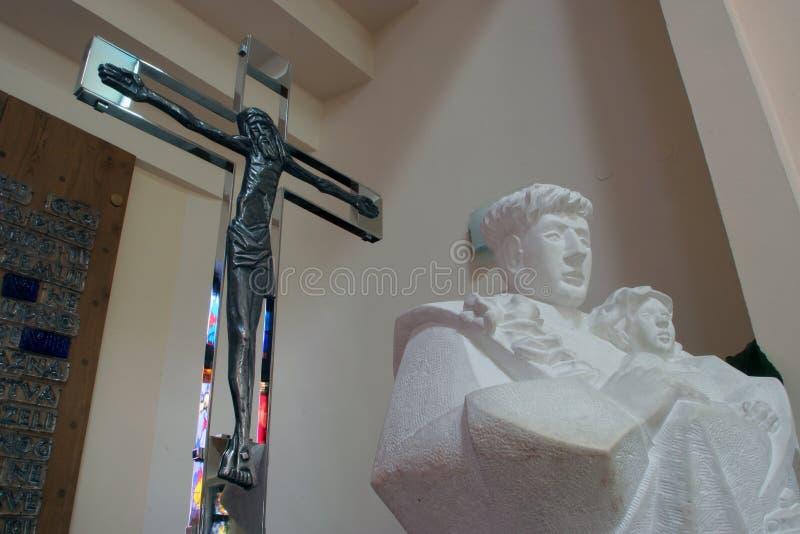 Download Heilige Anthony van Padua stock afbeelding. Afbeelding bestaande uit art - 29500439
