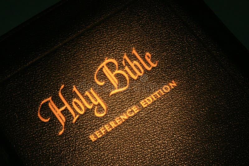 Heilige Bijbel 1 royalty-vrije stock afbeelding