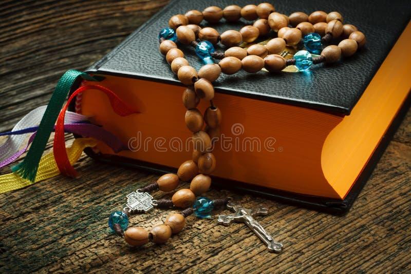 Heilige bijbel royalty-vrije stock fotografie