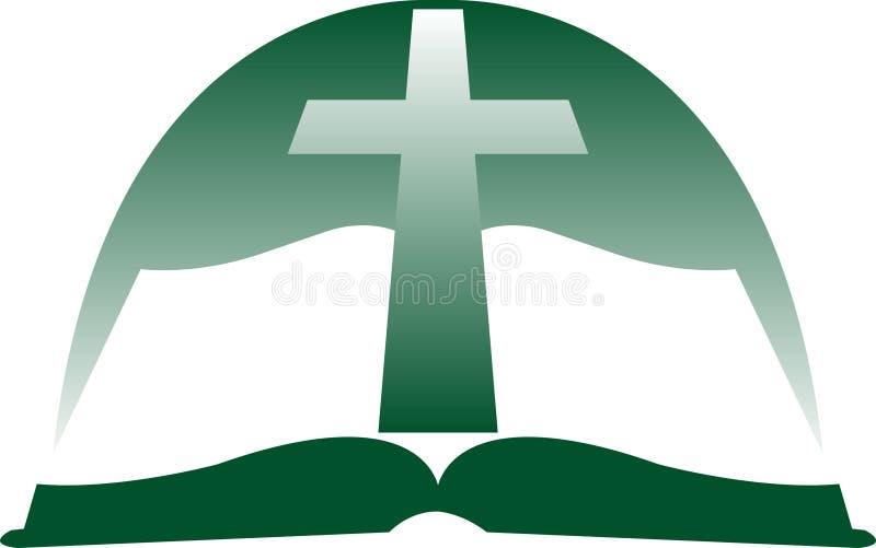 Heilige Bijbel/eps stock illustratie